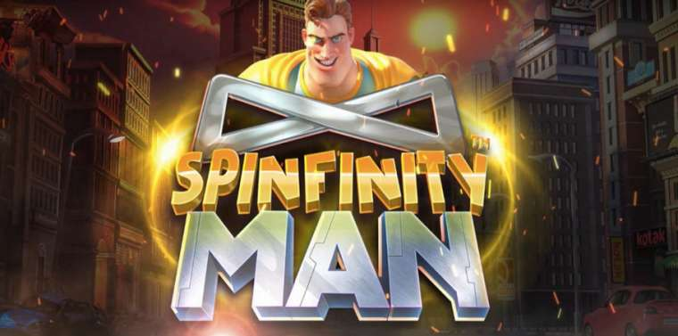 Анонс автомата spinfinity man